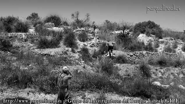 Cementerio brigadas internacionales cerca de Morata