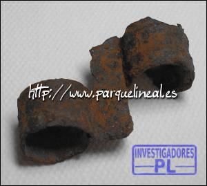 eslabon cinta ametralladora polikarpov i-15