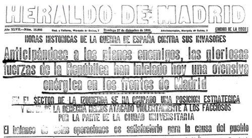 heraldo de madrid - vértice basurero