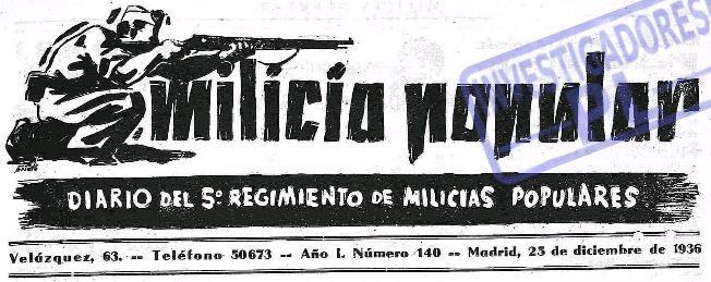diario milicia popular