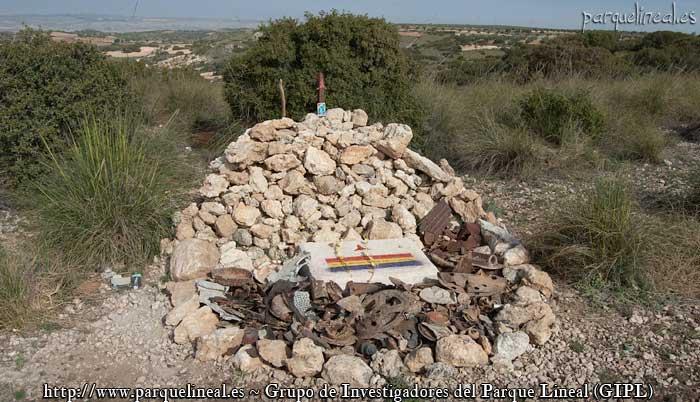monumento brigadas internacionales colina del suicidio
