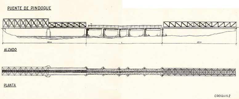 planos puente del pindoque