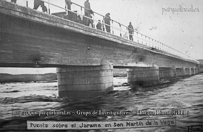 puente de san martín de la vega