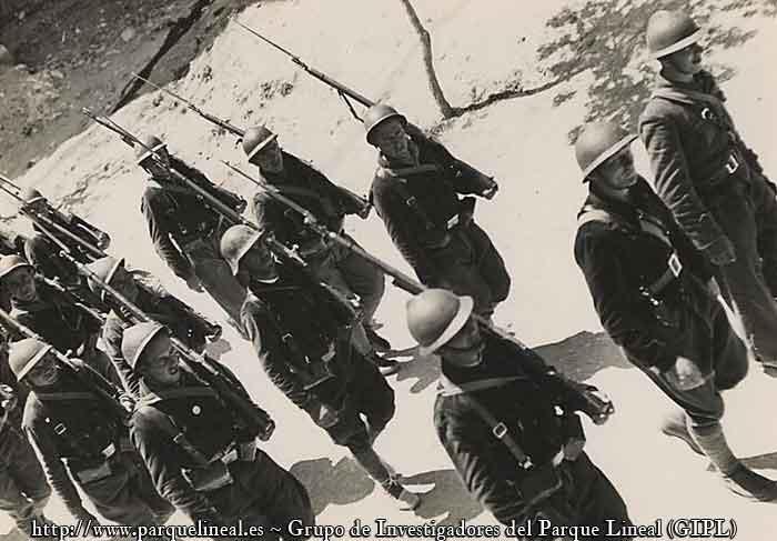 tropas republicanas cerro rojo