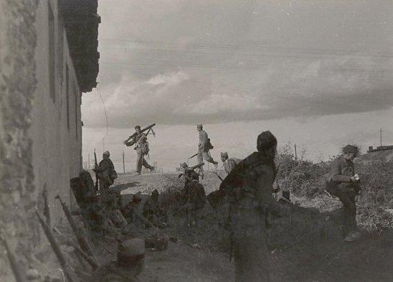tropas republicanas en villaverde bajo