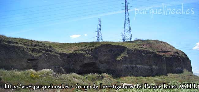 cerro de la gavia