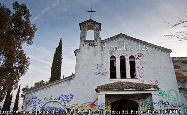 iglesia de la Aldehuela