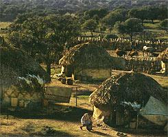 La prehistoria en madrid parque lineal del manzanares for Habitamos madrid