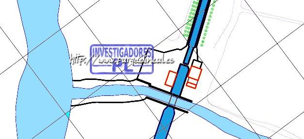 mapa primera esclusa