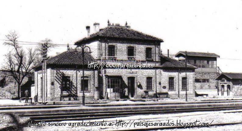 estación de villaverde bajo original