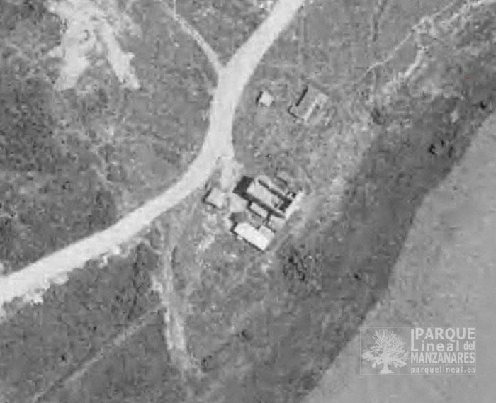 Fotografía aérea de COPLACO vaciamadrid