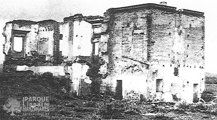 Ayuntamiento de Vaciamadrid tras la guerra