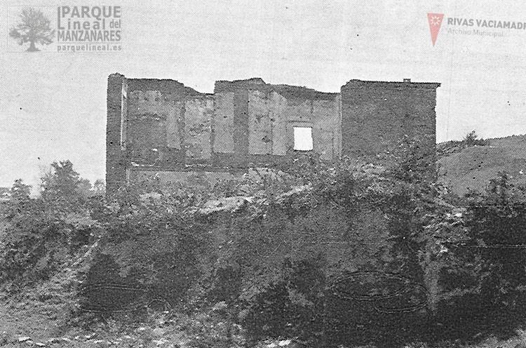 ayuntamiento vaciamadrid tras la guerra